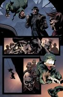 Marvel Zombies Destroy issue 3 page 3 by GarryHenderson
