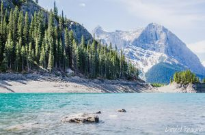 Lower Kananaskis Lake HDR by DanielReaume