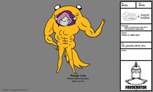 April's Fool 2014-ATxBW leaked Modelsheet by theEyZmaster