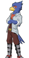 falco lombardi by coconeo333