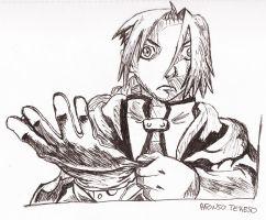 Edward Elric by ulTrawaZer