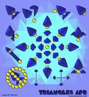 Triangles APB by jalentorn