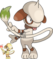 235 - Smeargle by Tails19950