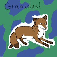 Granudust Character Sheet by thefireflii