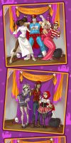 HALLOWEEN BASH by Sephiramy
