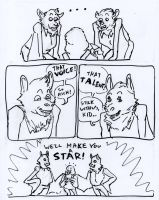 24 Hour Comic Day - 16 by anoneemoose