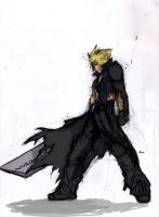 Stand Sketch Colored by Ex-Soldier-Cloud