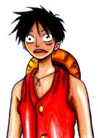 Luffy 5 by Sunny-berry