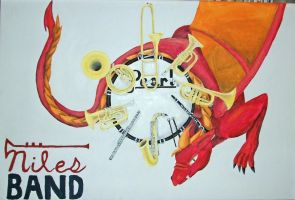 Band Canvas '09 by LiZz-of-Blue-Team