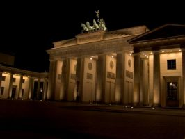 Berlin Brandenburger Tor 3 by norbert911