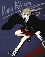 Maka Albarn by sincerelyj