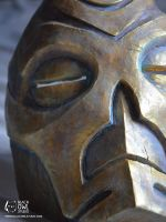 Skyrim : Krosis Mask 02 by BlackOwlStudio
