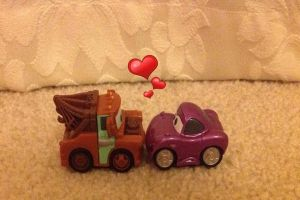 Mater and Holley in love by Prince5s
