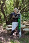 League Of Legends: Riven Cosplay I by DarkAmyLee
