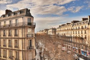 Streets of Paris in HDR by DynOpt