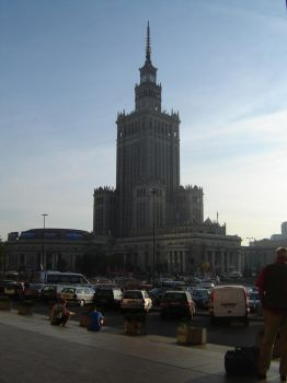 Warsaw I by little-pinguin