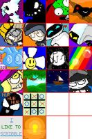 Simple MS Paint avvies by EALM528