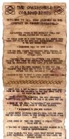 The Oakenshield Commandments by Paperflower86