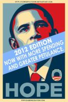 Obama 2012 Edition by Conservatoons