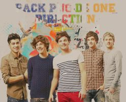 Pack png de One Direction by bypame