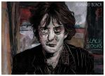 Bernard Black - Full Oil Paint by JackSephton