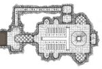 Hidden Temple Of Mammon IV - Infernal Cathedral 1 by Talwyn