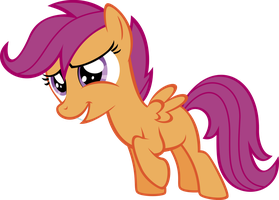 Scootaloo #2 by BaumkuchenPony