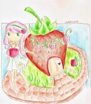 Strawberryhouse by candyleaf