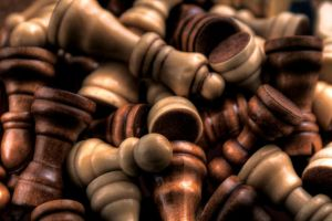 Chess HDR by NeotericMetrist