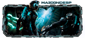 Dead Space 2 Sign Tech by MaiconDesp