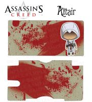 Assassin's Creed: Altair by DesignsByCorkyLunn