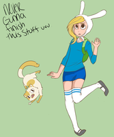 Fionna by bannaray4