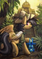Daring Do by sophiecabra