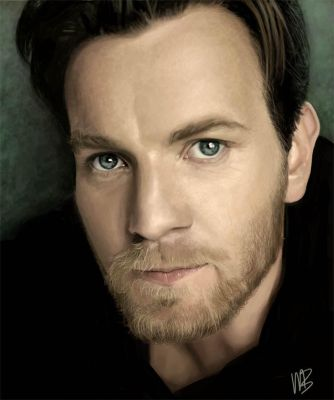 Ewan McGregor by mcbdesign