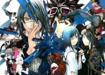 Air Gear Wallpaper by Kina-kun