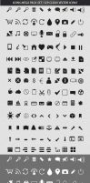 Icon Pack 1 by DhavalKatrodiya