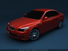BMW M5 by vankata