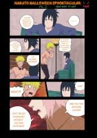 Naruto Halloween Spooktacular Pg.1 by BotanofSpiritWorld