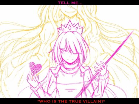 You will rule them all [Open collab Glitchtale] by CNeko-chan