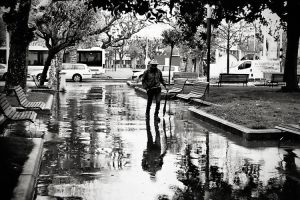 It's a rainy day XII. by kgeri