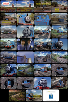 Thomas and Friends Episode 1 Tele-Snaps by VGRetro