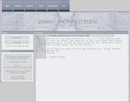 Dark Perfection Clan Template by captain-archdandy