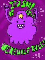 Trouble in Lumpy Space by Fairybunny27