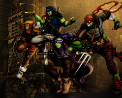 TMNTA- We Own This City by R-Blackout