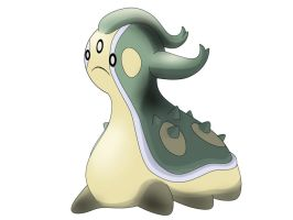 Gastrodon lake form_update_ by HourglassHero