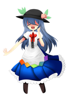 Tenshi by patchimon