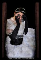 The locked bride by DarkMPhotography