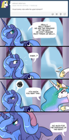 Ask Little Luna #16 by PijinPyon