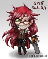 Grell Sutcliff by Enock