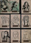 LOTR Masterpieces II 127-135 by aimo